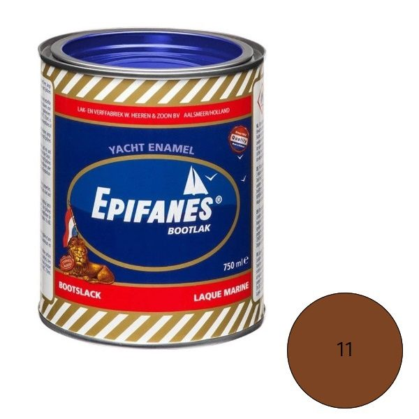 Epifanes Bootlak 750ml 11
