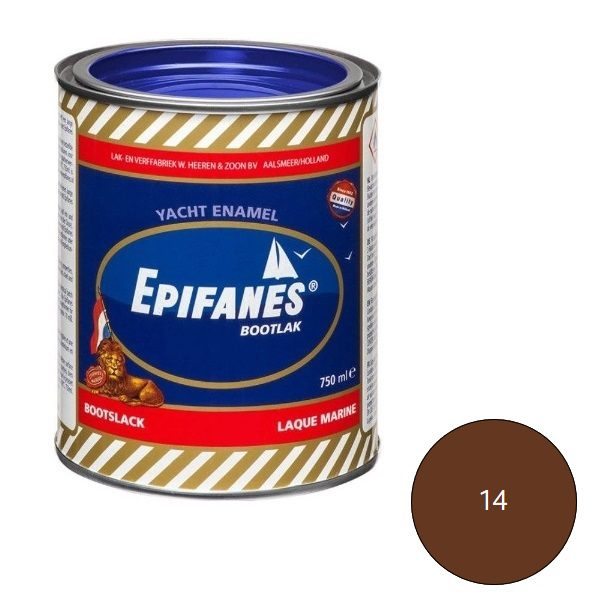 Epifanes Bootlak 750ml 14