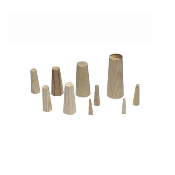 Plastimo houten pluggen set