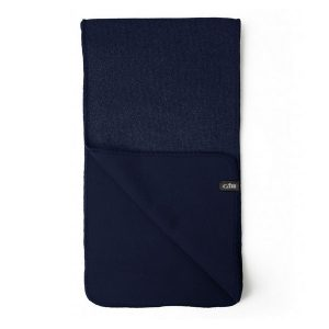 Gill sjaal Knit Fleece 1496 navy
