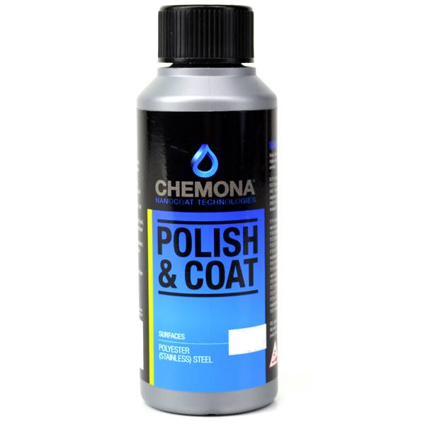 Chemona Nanocoat Polish and Coat 100ml