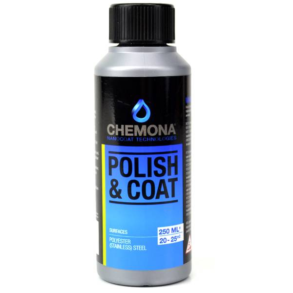 Chemona Nanocoat Polish and Coat 250ml