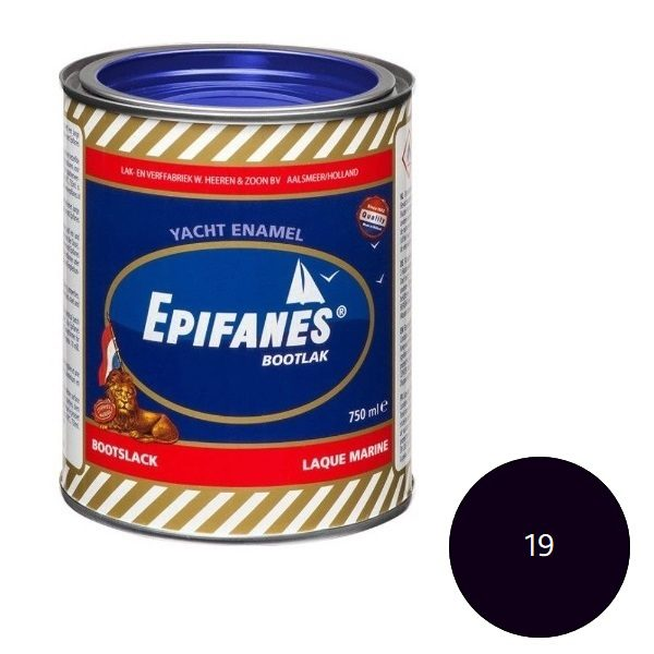 Epifanes Bootlak 750ml 19