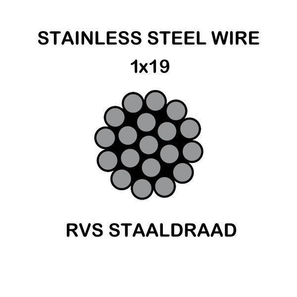 rvs-staaldraad-1x19