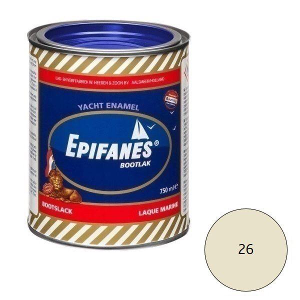 Epifanes Bootlak 750ml 26