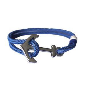 Batela Anker Armband 6307 blauw