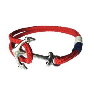 Batela Anker Armband 6307 rood