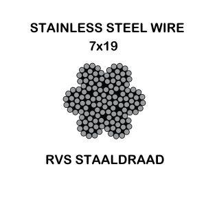 rvs-staaldraad-7x19