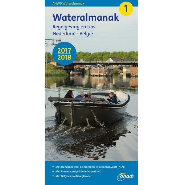 ANWB Wateralmanak 1 2017-2018