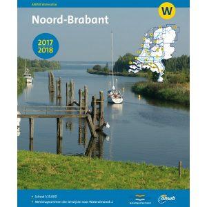 ANWB wateratlas W Noord-Brabant 2017-2018