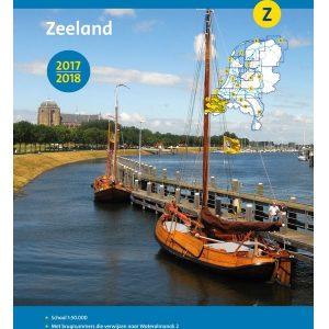 ANWB wateratlas Z Zeeland 2017-2018