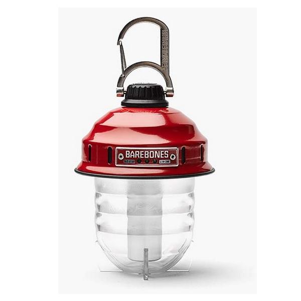 Barebones Beacon led lantaarn rood