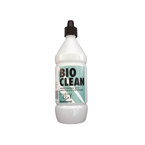 Radboud Bio Clean onderwaterschip reiniger