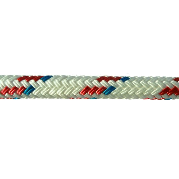 Gleistein Cup Wit-Rode Polyester Lijn