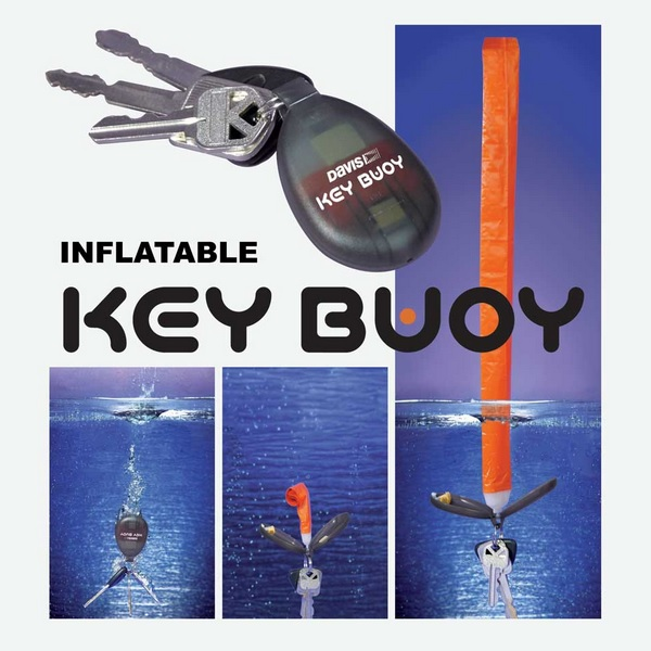 Davis Key Bouy sleutelhanger