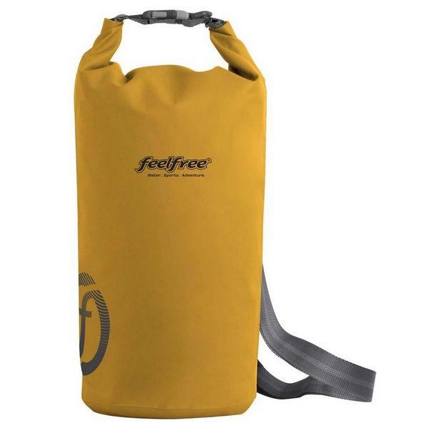 Feelfree Dry Tube 10L geel
