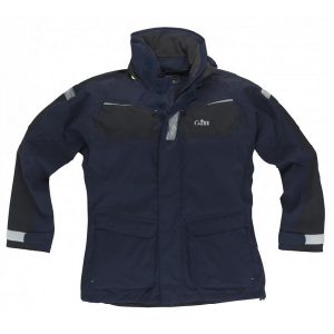Gill Coast Jacket IN12J navy