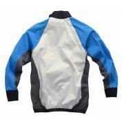 Gill Dinghy Top Junior Blue achterkant