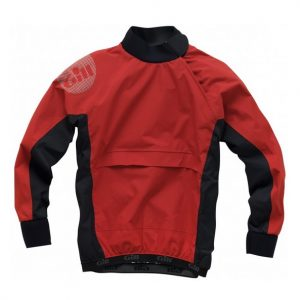 Gill Dinghy Top Junior rood