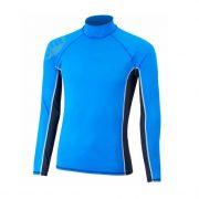 Gill Junior Rash Vest Blue