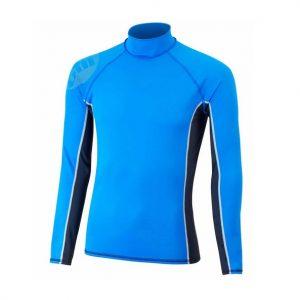 Gill Pro Rash Vest Junior 4422J blauw