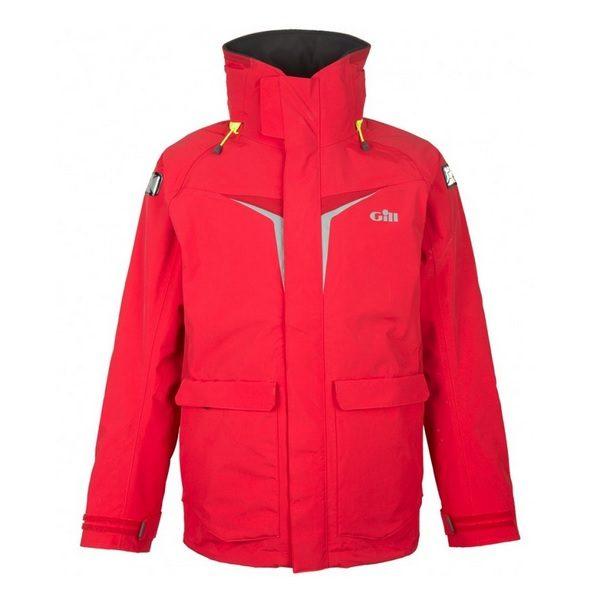 Gill OS3 Coastal Jacket OS31J rood