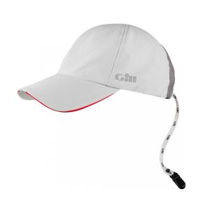 Gill Race Cap RS13 pet silver