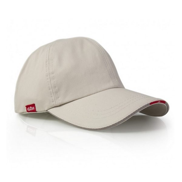 Gill Sailing Cap 139 pet silver