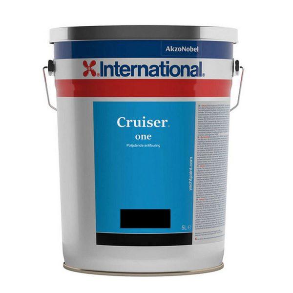 International Cruiser One zwart 5L