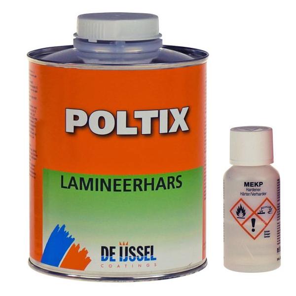 De IJssel Poltix Lamineerhars
