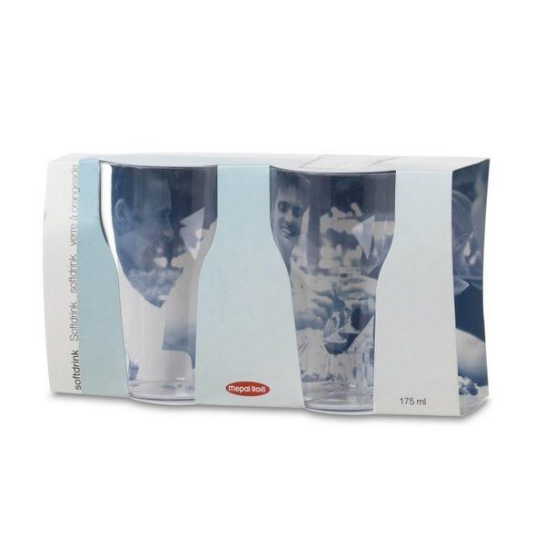 Mepal frisdrankglazen 200ml