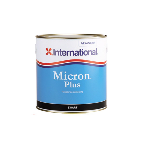 International Micron Plus antifouling 2,5LTR
