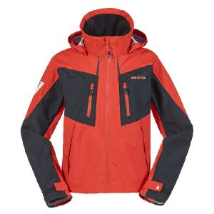 Musto SB0220 JKT ORANGE BLACK