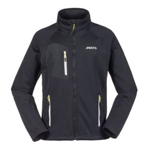 Musto SD0170 Mid Layer fleece black