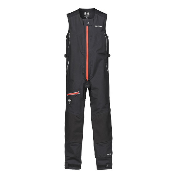 Musto SM0013 MPX Race Salopette black