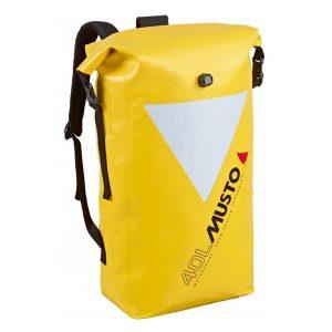 Musto waterproof dry backpack 40 liter