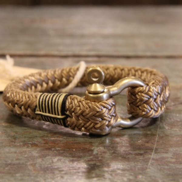 NL armband Cup 10mm gold