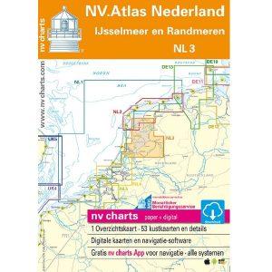 NV ATLAS IJsselmeer en Randmeren NL3