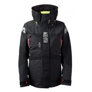 Gill OS23JW Jacket Women graphite