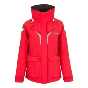 Gill OS31JW Jacket Women rood