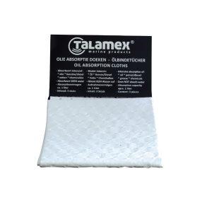 Talamex olie absorptie doeken 3x