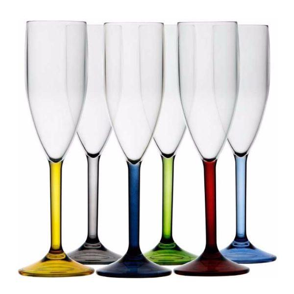 MB champagneglazen Party 16703