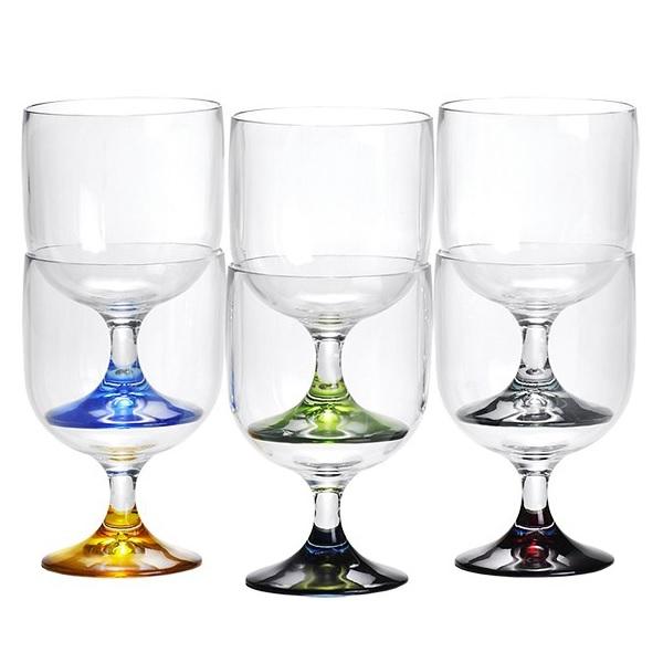 MB stapelbare glazen Party 16706