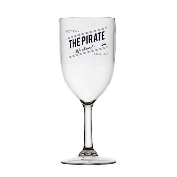 MB wijnglas Party Pirate