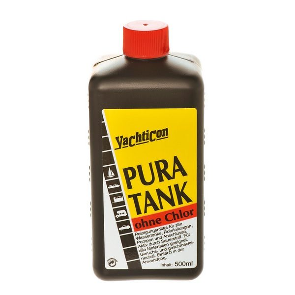 Yachticon Pura Tank watertank reiniger