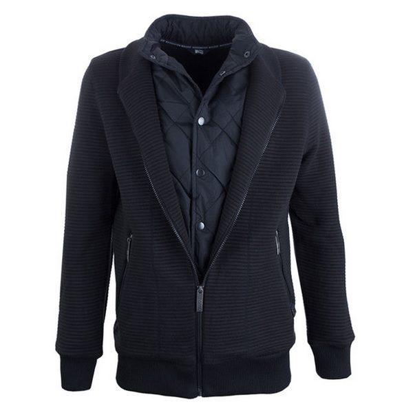 Roosenstein Wolke Jazz vest zwart