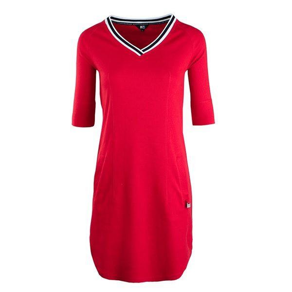 Roosenstein Wolke Aniek jurk rood