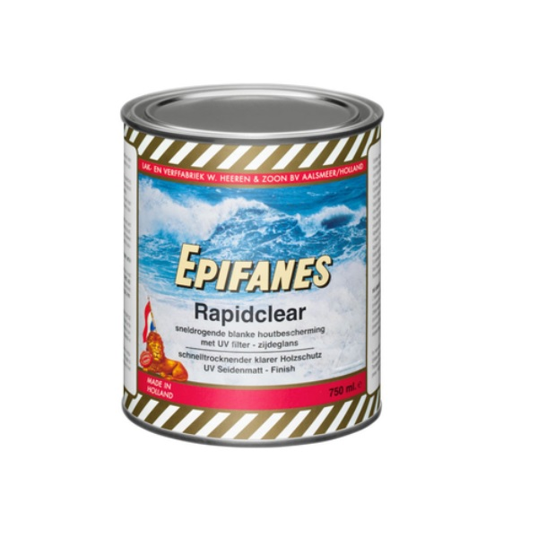 Epifanes Rapidclear met UV filter 750ml
