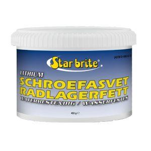 Starbrite schroefasvet 450 gram in pot