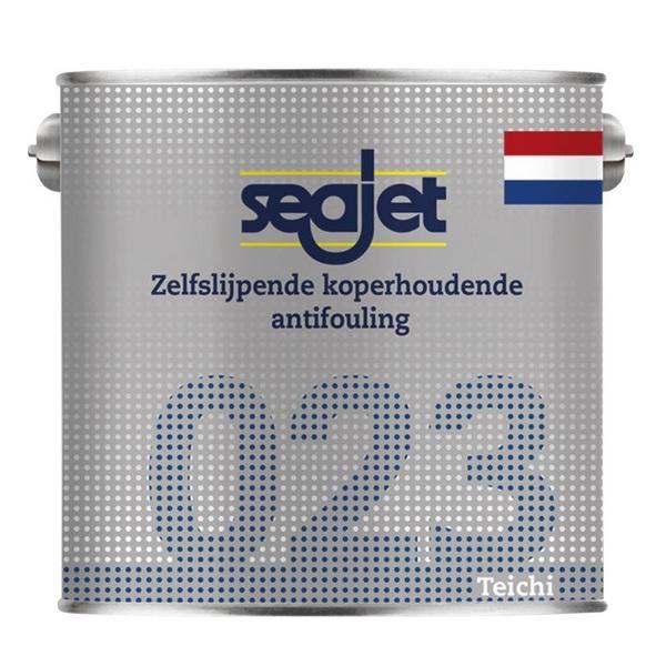 Seajet 023 zelfslijpende koperhoudende antifouling